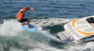 Wakesurf Champion Flegel Brothers
