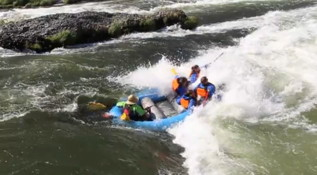 Deschutes River Rafting