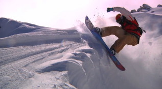 The Best of Australian Snowboarding 2012