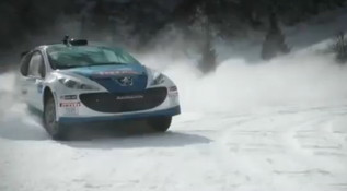 Peugeot Extreme Rally Experience