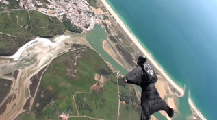 Wingsuit bootcamp - day 1
