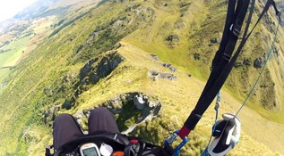 New Zealand Paragliding 2013