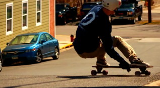 Longboarding with Jon Sevik