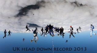 UK Head Down Record 2013