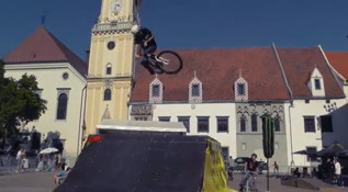 The Main Square Bike Jam