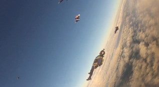 May 13 Sunset Skydiving